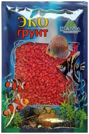 Грунт для аквариума ЭКОгрунт Мраморная крошка Красная 2 - 5 мм 3,5 кг