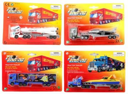 Строительная техника Pioneer Toys Трейлер PT302 в ассортименте