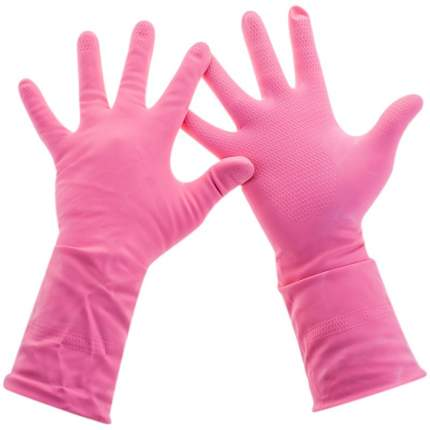Перчатки Paclan нитриловые размер L 10 шт
