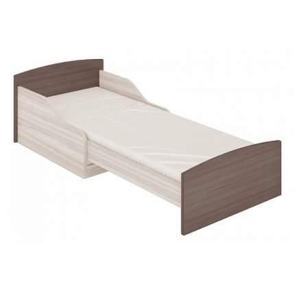 Кровать Мэрдэс Бартоло КТД 90х200 см, бежевый/коричневый