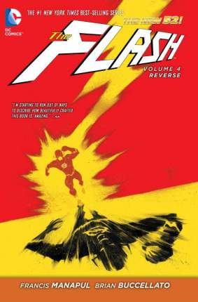 The Flash Volume 4: Reverse, The New 52