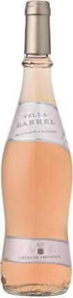 Вино Cuvee Villa Garrel  Cotes de Provence AOP