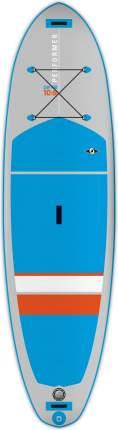 "SUP BIC Sport 19 PERFORMER AIR EVOx33"" доска, весло, лиш, рюкзак, насос, ремкомплект 10'6"""