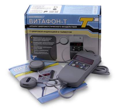 Аппарат виброакустического воздействия с цифровой индикацией и таймером Витафон-Т