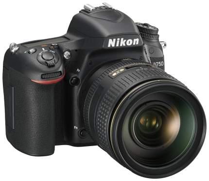 Фотоаппарат зеркальный Nikon D750 + 24-120mm Kit Black
