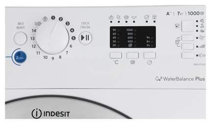Стиральная машина Indesit BWSA 71052 L S