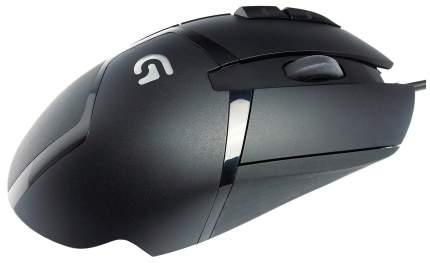 Проводная мышка Logitech G402 Hyperion Fury Black (910-004067)