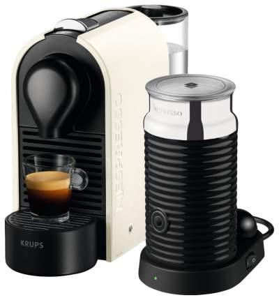 Кофемашина капсульного типа Krups U & Milk XN2601 White/Black