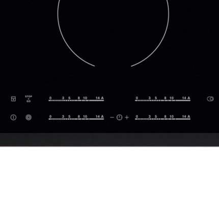 Встраиваемая варочная панель электрическая Electrolux EHF56547FK Black