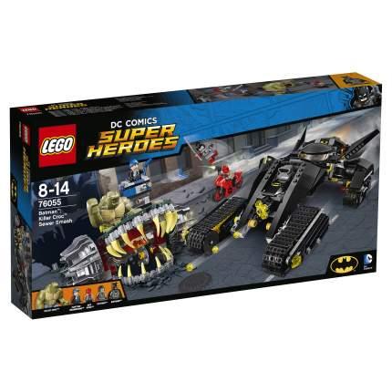 Конструктор LEGO DC Comics Super Heroes Бэтмен:убийца Крок (76055)