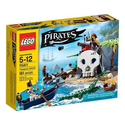 Конструктор LEGO Pirates Остров сокровищ (70411)