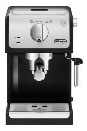 Рожковая кофеварка Delonghi ECP33.21 Black