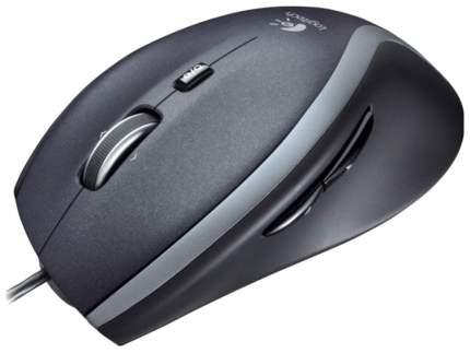 Проводная мышка Logitech M500 Black (910-003725)