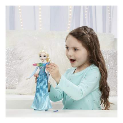 Кукла Disney модная с сияющим нарядом b6162 b6163