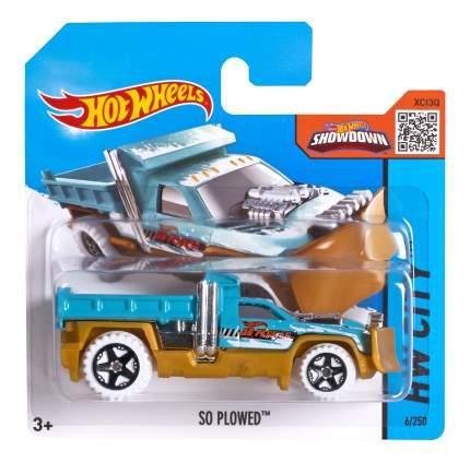 Грузовик Hot Wheels So Plowed Vehicle 5785 CFL81