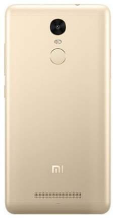 Смартфон Xiaomi Redmi Note 3 Pro 16GB Gold