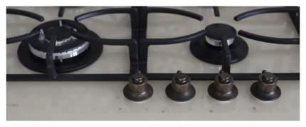 Встраиваемая варочная панель газовая Zigmund & Shtain MN 115.61 White