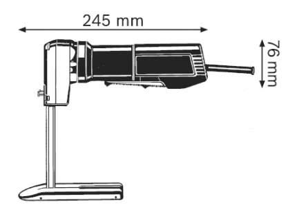 Сетевой лобзик Bosch GSG 300 601575103