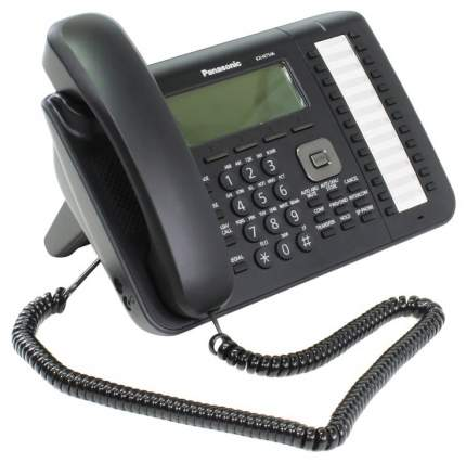 Телефон IP Panasonic KX-NT546RU-B
