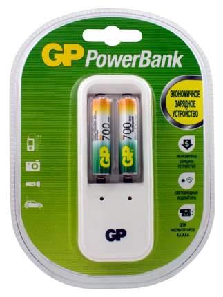 Зарядное устройство + аккумуляторы GP Standard Range PB410GS70-2CR2 AAA 2 шт. 700 mAh