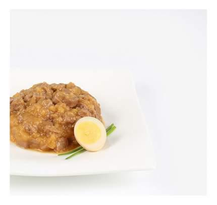 Влажный корм для кошек Animonda Rafine Soupe Adult, курица в яичном пудинге, 100г