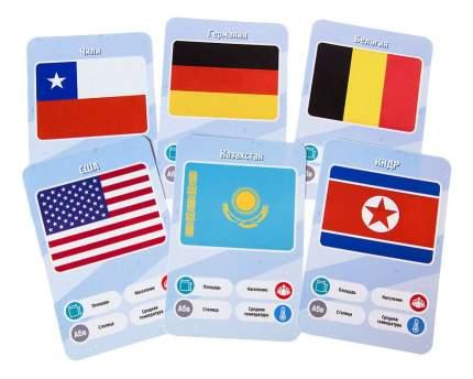 Семейная настольная игра GaGa Games Это факт! Страны