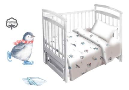 Покрывало детское Непоседа Пингвинчики