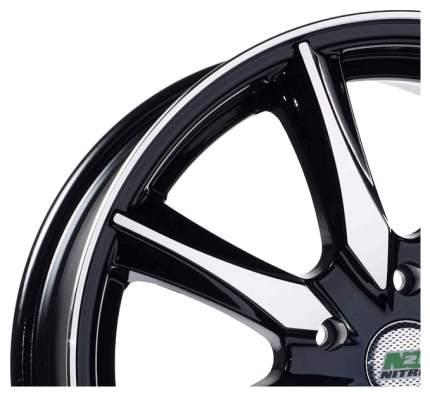 Колесные диски Nitro Y3127 R17 7J PCD5x114.3 ET39 D60.1 (41026580)