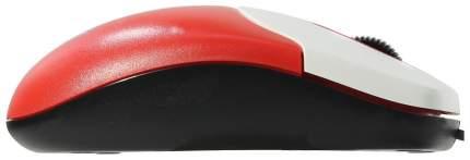 Проводная мышка Genius NetScroll 100 V2 White/Red (31010232101)
