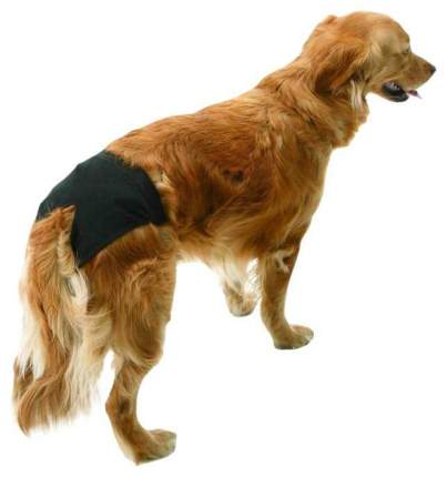 Трусы для собак Savic размер M, черные