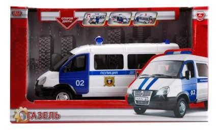 Машина спецслужбы Play Smart Микроавтобус Полиция
