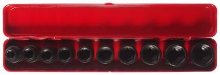 Набор головок торцевых ударных 6-гранных JTC JTC-J410M 10 шт