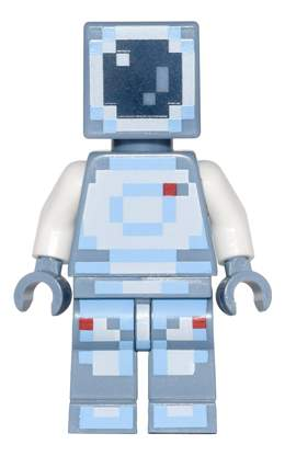 Набор Минифигурок Minifigures LEGO Minecraft 2