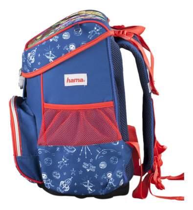 Рюкзак Monsters синий-красный Hama