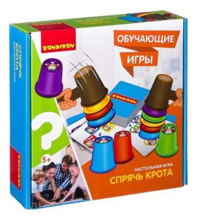 Настольная игра Спрячь крота Bondibon вв2420