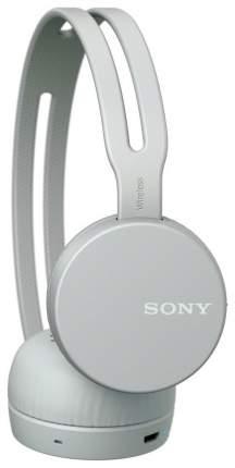 Беспроводные наушники Sony WH-CH400 Grey