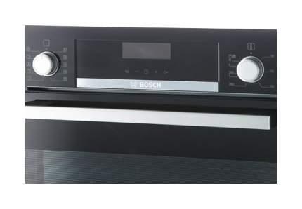 Встраиваемый электрический духовой шкаф Bosch HBA317BB0R Silver