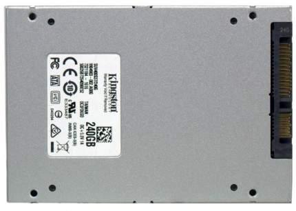 Внутренний SSD накопитель Kingston A400 240GB