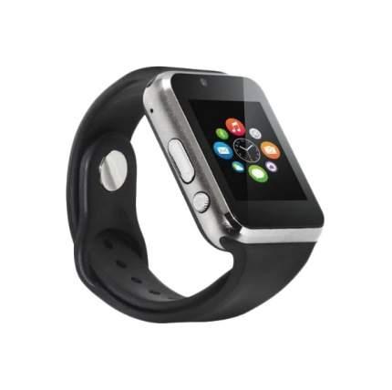 Смарт-часы Jet Phone Silver/Black (SP-1)