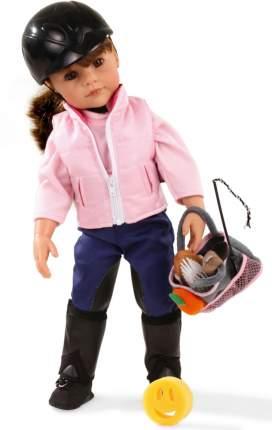 Комплект одежды для кукол Gotz Конный спорт 9 предметов 3402736