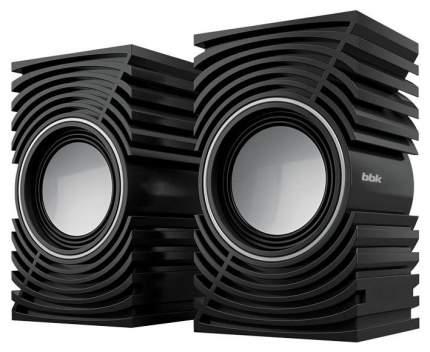 Колонки компьютерные BBK CA-197S Черный 2x3 Вт