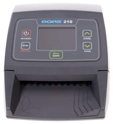 Детектор банкнот Dors 210 Compact Серый (FRZ-036193)