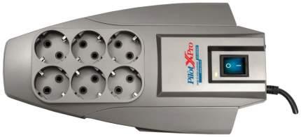 Сетевой фильтр Pilot X-Pro 3м Серый