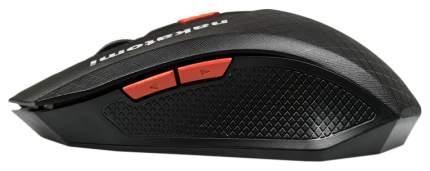 Беспроводная игровая мышь Nakatomi MRON-08U Black