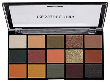 Тени для век Makeup Revolution Re-Loaded Palette Iconic Division 16,5 г