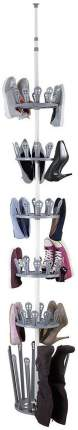 Этажерка Wenko Ахилес для обуви телескопическая 05524