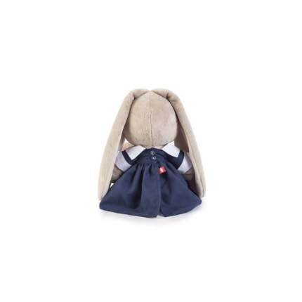 Мягкая игрушка BUDI BASA Зайка Ми в синем платье с зайкой 23 см