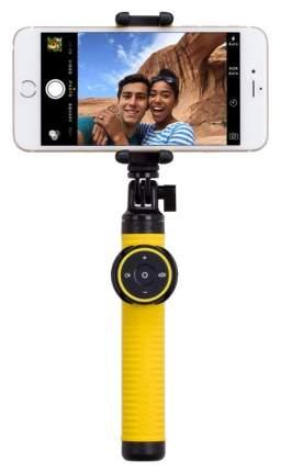Монопод MoMax Selfie Hero Selfie Pod 100cm с bluetooth-кнопкой, золотой