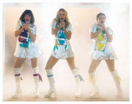 BLU-RAY-видеодиск Mamma Mia! 1-2 4K UHD
