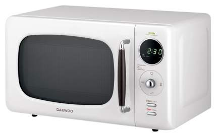 Микроволновая печь соло Daewoo KOR-669RWN white